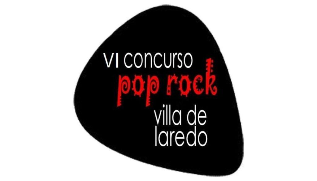 Logo del Concurso de Pop Rock Villa de Laredo